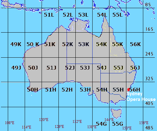 Map Grid Of Australia Zone 50.Navrun The Ultimate 4wd Challenge